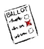 Ballot for 2017 officers