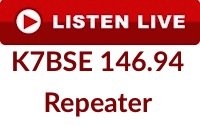 Click here to listen live to our repeater